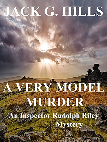 VERY MODEL MURDER Inspector Rudolph ebook product image