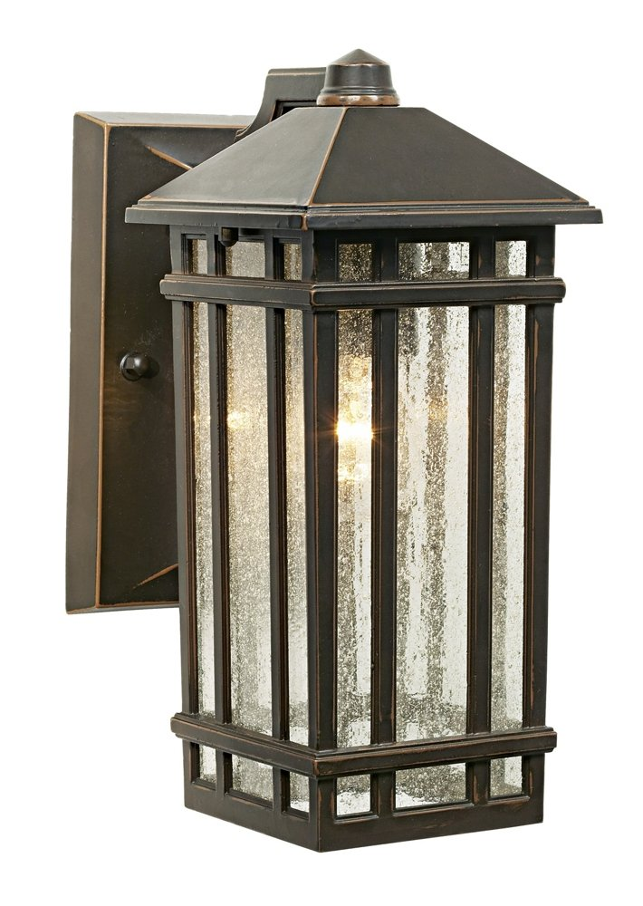 J du J Sierra Craftsman 10 High Outdoor Wall Light Wall Porch
