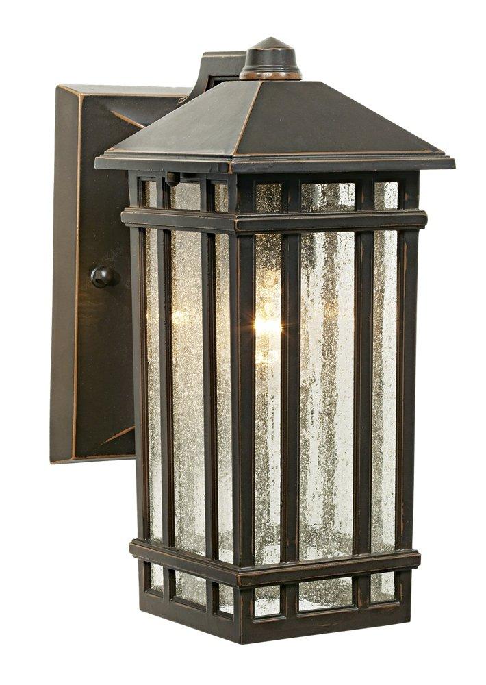 j du j sierra craftsman 10 high outdoor wall light wall porch