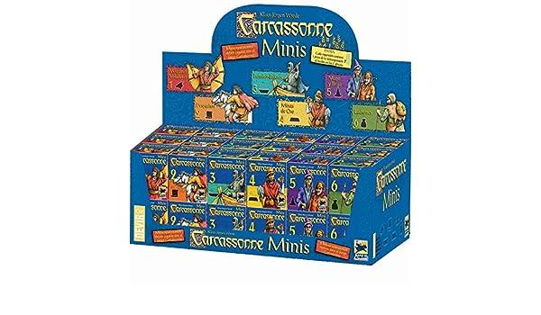 Devir - Carcassonne Mini Expansiones, Juego de Mesa (220892): Amazon.es: Juguetes y juegos