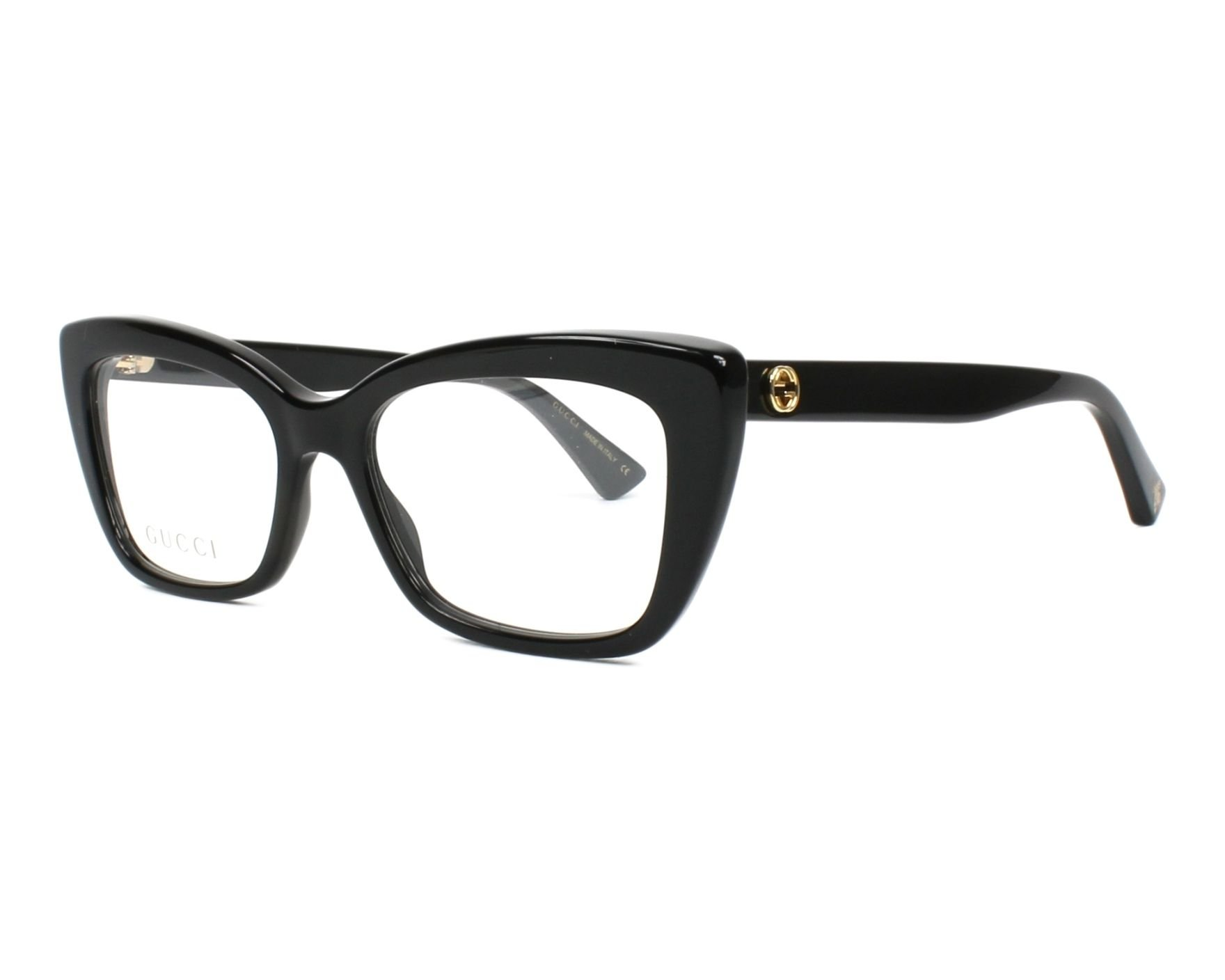 Gucci GG0165O Women's Fashion Eyeglasses 51 mm