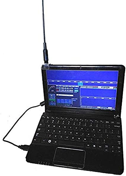 MagiDeal R820T2 0.1 MHz-1.7ghz UHF VHF rtl. SDR sintonizador ...
