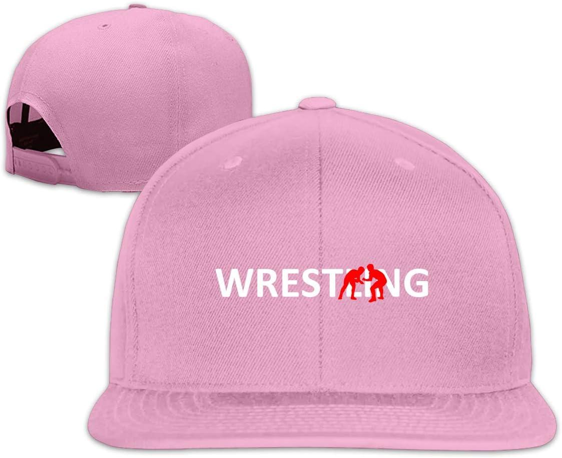 MOCSTONE Unisex Snapback Hat Wresting Adjustable Baseball Cap