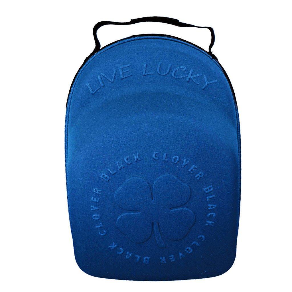 Black Clover Unisex-Adult WSL Blue Cap/Sunglass Caddie Royal