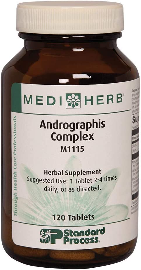Mediherb Echinacea Supplement