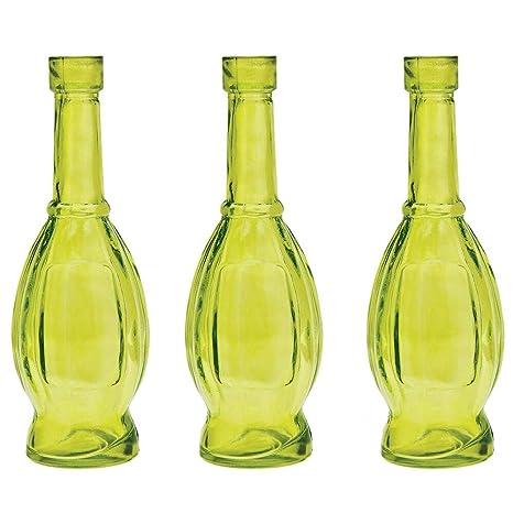 Amazon.com: Luna Bazar Pequeño clásico – Botella de vidrio ...