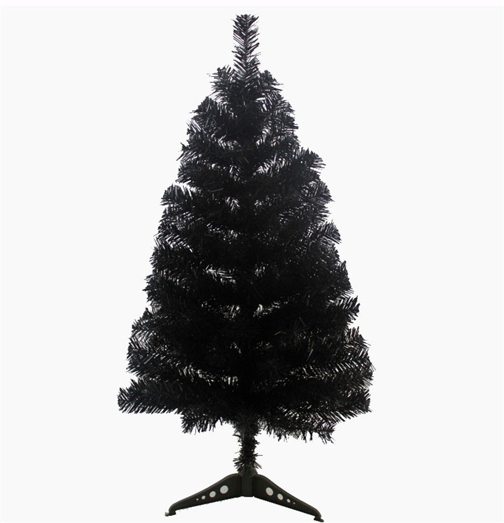 Kupark 3ft Christmas Tree Artificial With Plastic Stand Home Office Christmas Holiday Decoration
