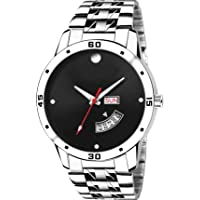 styledose Day and Date Functioning Analog Watch for Men and Boys