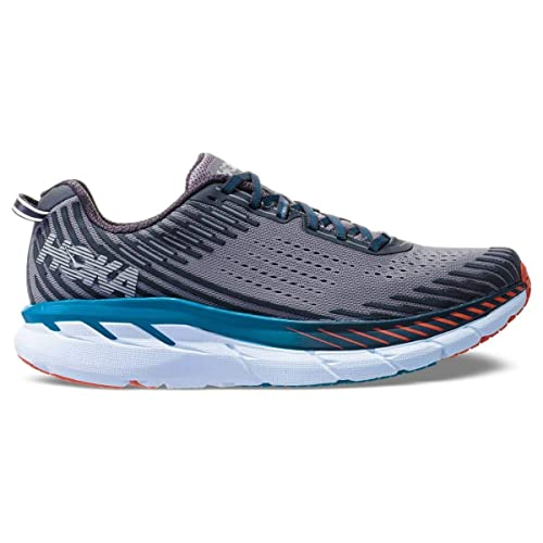 8180d97e4784 Image Unavailable. Image not available for. Color  Hoka Mens Clifton 5 Wide  ...