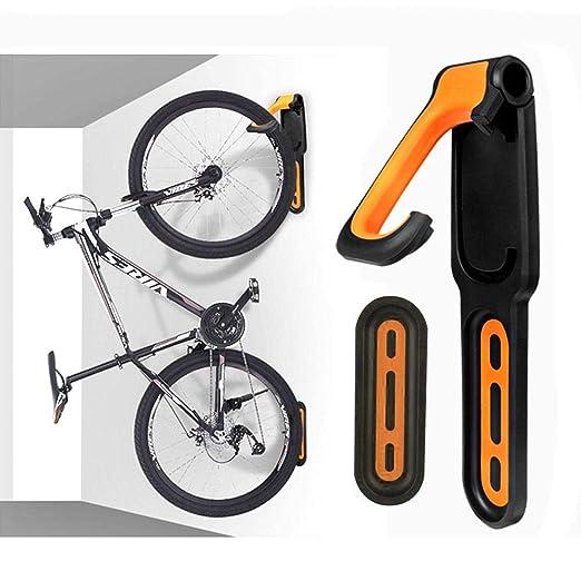 Hosdog - Soporte de Pared para Bicicleta para Ahorrar Espacio ...