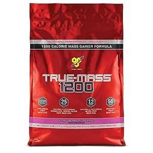 BSN Sports TRUE-MASS 1200