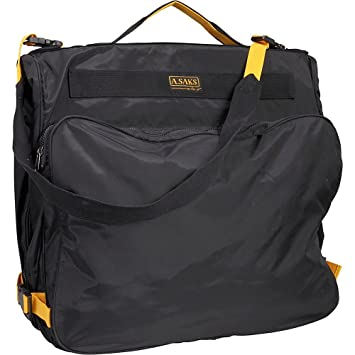 8c7cdd13f6 A.Saks Expandable Deluxe Garment Bag