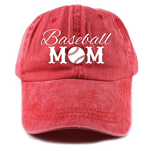 Baseball Mom Women's Katydid Baseball Cap