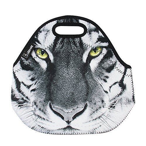 Lunch bag Thermal bags Outdoor Picnic Meal Package for Boys Girls Women Kids-Tiger