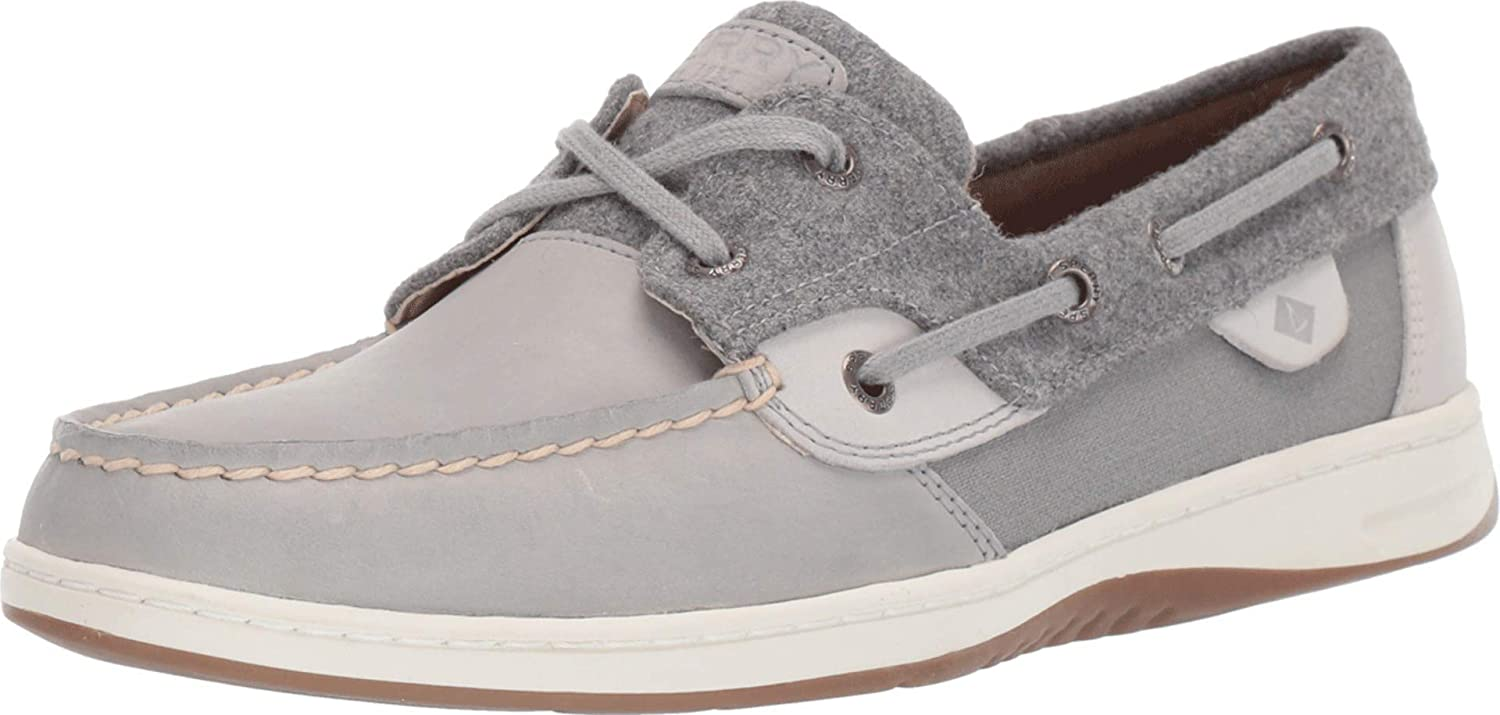 Sperry Bluefish Wool Smoked Pearl 5.5