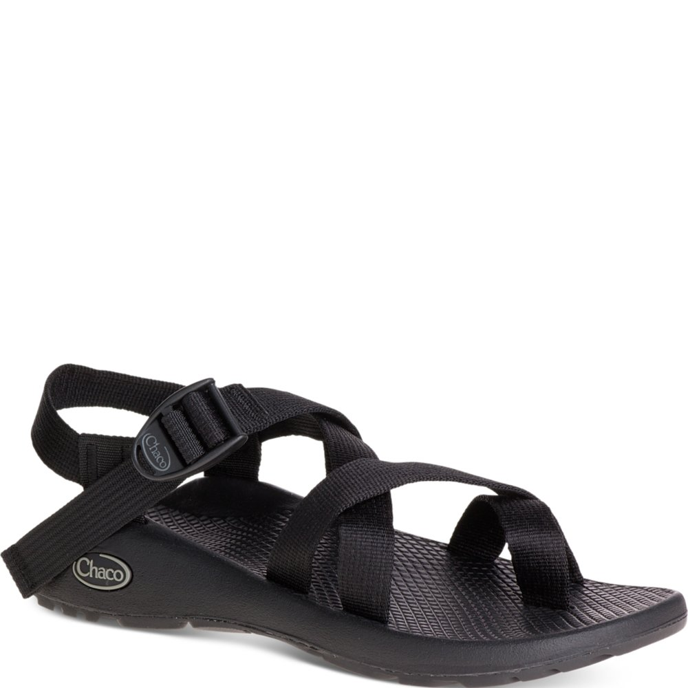 Chaco Women's Z2 Classic Athletic Sandal, Black, 8 B(M) US