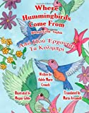 Where Hummingbirds Come from Bilingual Greek English, Adele Crouch, 1466481269