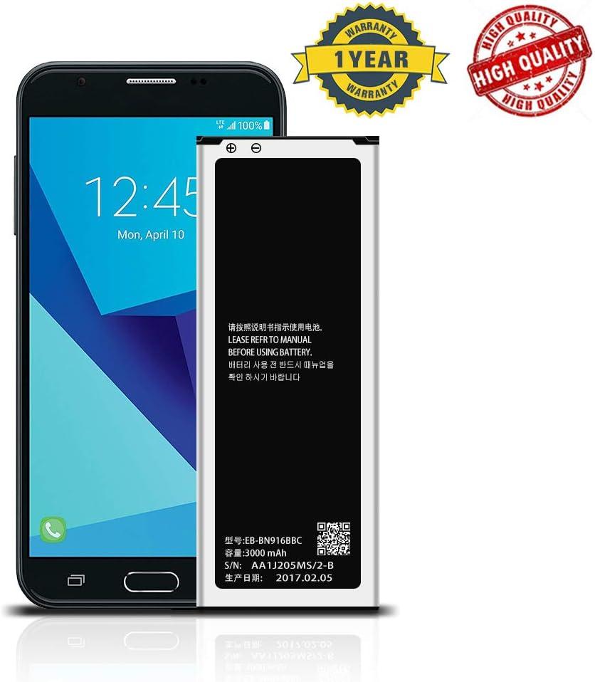 Bateria EB-BN916BBC para Samsung Galaxy Note 4 SM-N9100