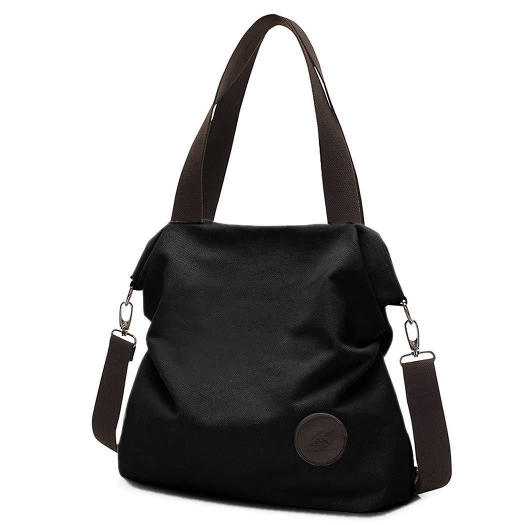 Retro Hobo Style Women's Canvas Casual Handbag Shoulder Bag Messenger Bag Purse
