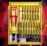 33 in 1 Screwdriver Set PC Hard Drive Printer Shaver Repair Kit Tools