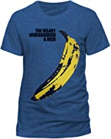Collectors Mine Herren T-Shirt Velvet Underground-Banana