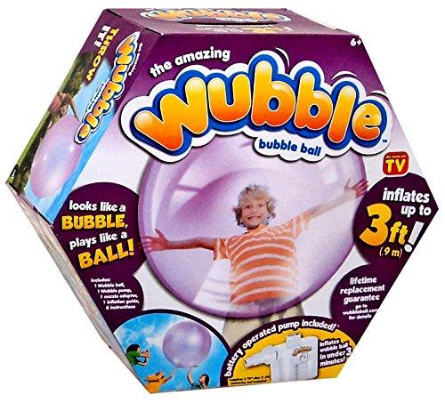 Amazing WUBBLE Bubble Ball bubble