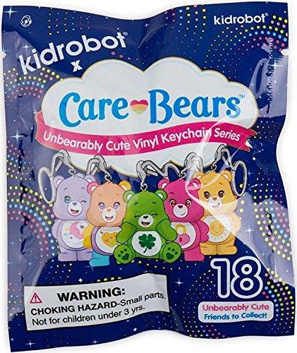 Care Bears Series 2 Vinyl Keychain Blind Bag - Single bag