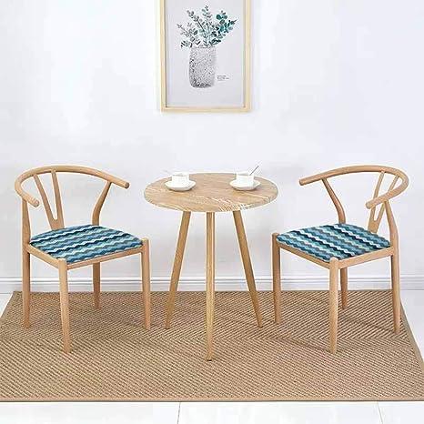 Amazon.com: Aqua - Cojín antideslizante para silla, diseño ...