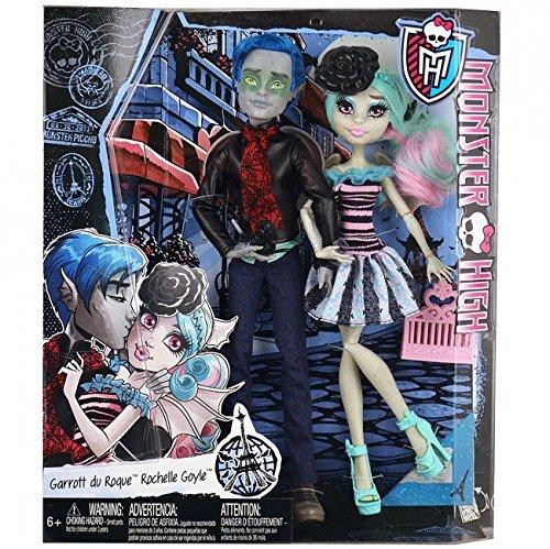 Monster High Love in Scaris [Garrott du Roque and Rochelle Goyle] by Monster High