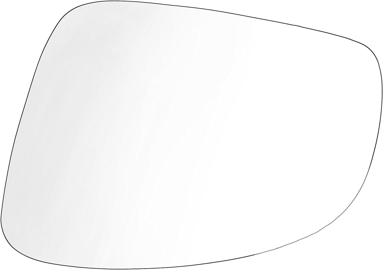 Van Wezel 7627831 cristal de retrovisor lateral