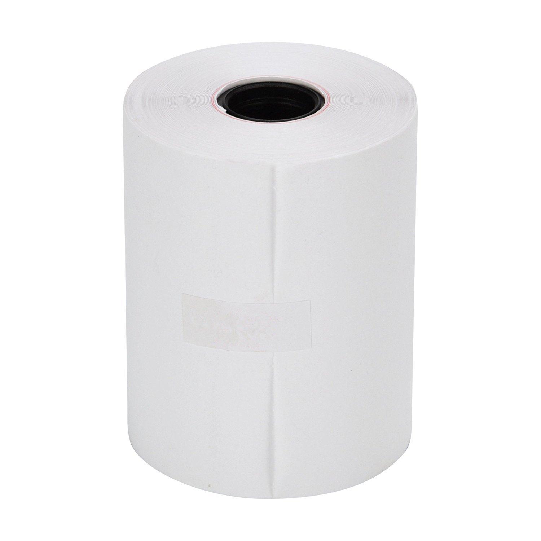 SJPACK Thermal Paper 2 1/4'' X 85' Pos Receipt Paper, 50 Rolls Cash Register Roll (50 Rolls / 1 Carton) by SJPACK (Image #2)