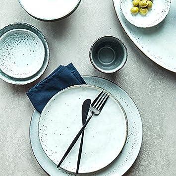 Europe Style Creative Sizes ceramic dinnerware sets 6-Pieces porcelain tableware (6)  sc 1 st  Amazon.com & Amazon.com | Europe Style Creative Sizes ceramic dinnerware sets 6 ...