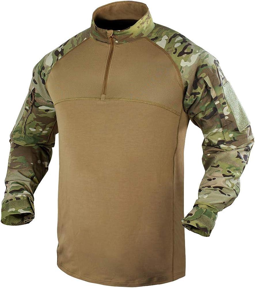 Condor Tactical Combat Long-Sleeved Shirt: Clothing
