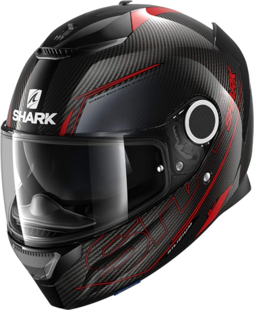 Caschi Moto Spartan Carbon 1.2 Silicium DRA Shark