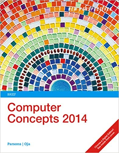 New Perspectives on Computer Concepts 2014, Enhanced, Brief (Book Only)