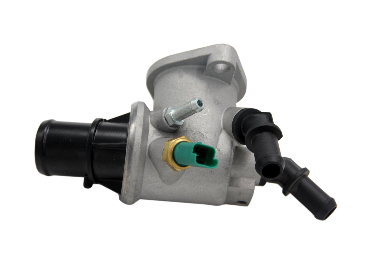 55187784 55202510 del refrigerante del motor Asamblea Termostato con sensor: Amazon.es: Coche y moto