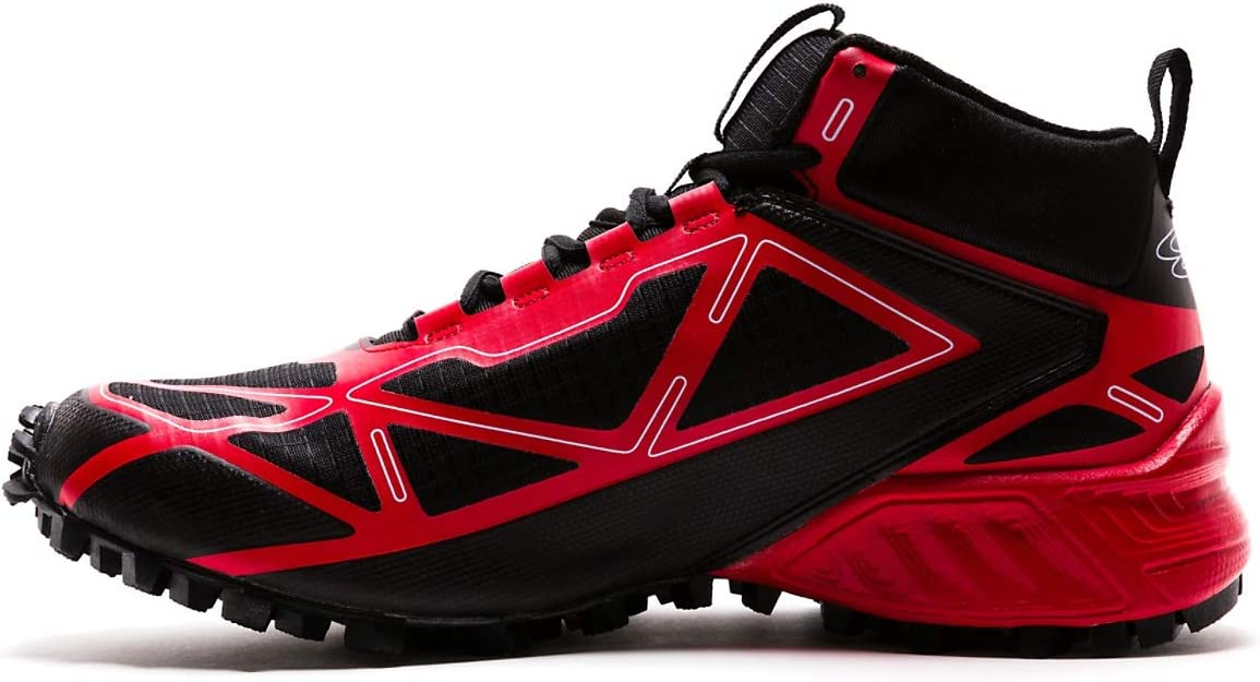Color Options Boombah Mens Hellcat Mid Trail Shoe Multiple Sizes
