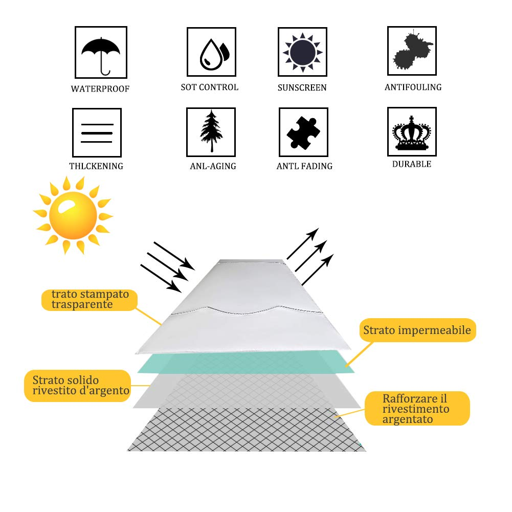 AKEfit Cubierta de Lavadora Antienvejecimiento Antienvejecimiento Resistente al Agua 60 /× 64 /× 85 cm Lavadora Frontal Resistente al Desgaste
