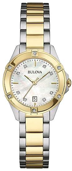 Bulova Reloj de Pulsera 98W217