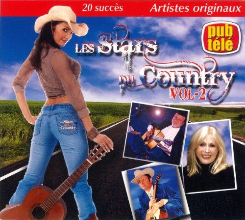 STEF - Les Stars Du Country Vol-2. - Zortam Music