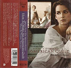 how to make an american quilt dvd