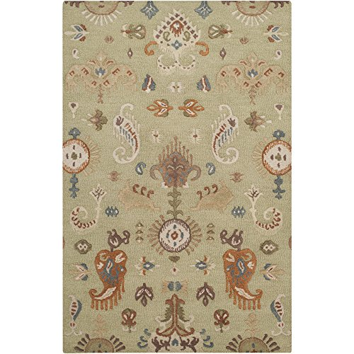 (Surya SRT2006-3353 Sprout Area Rug, 3' 3