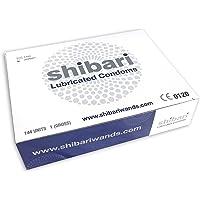 Deals on 144-Count Shibari Premium Lubricated Latex Condoms