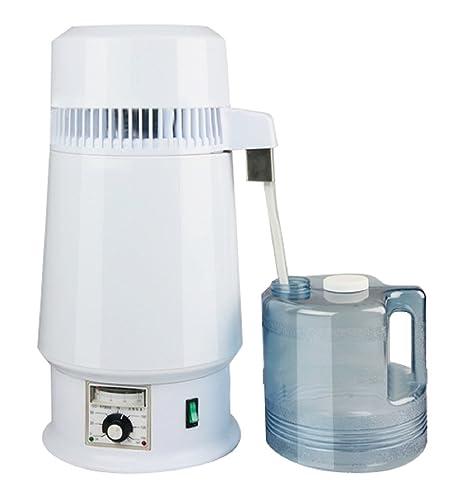 Amazon.com: jinon agua destilación máquina, Temperatura ...
