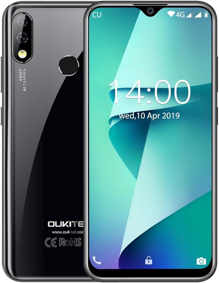 OUKITEL Y4800 Smartphone Libres Android 9.0 Teléfono Inteligente ...
