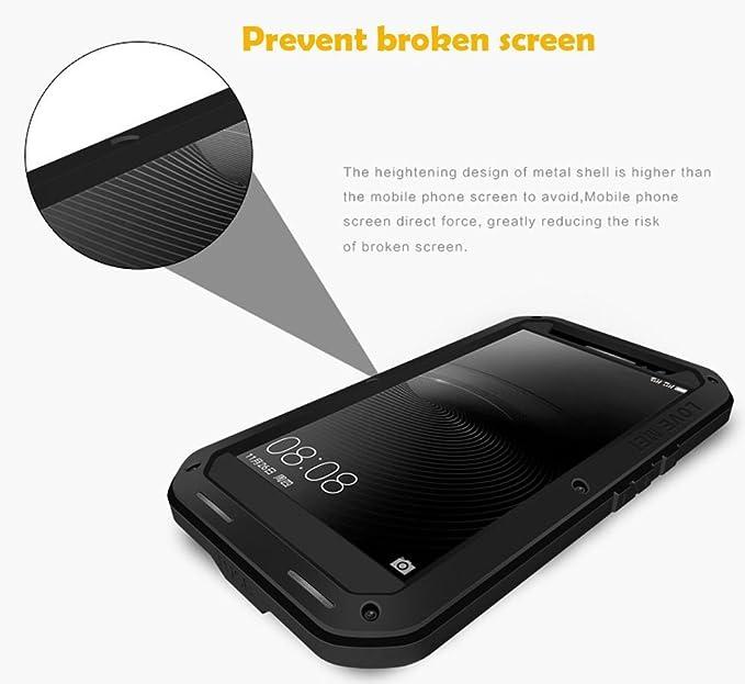 Amazon.com: Huawei Mate 8 Case, feitenn Rainproof Shockproof ...