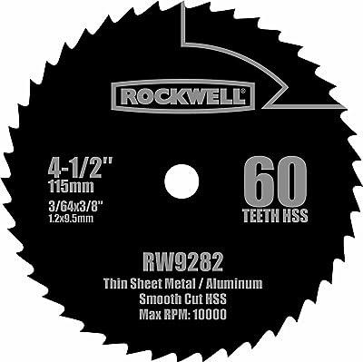 Rockwell RW9282 Hardwood Circular Saw Blade