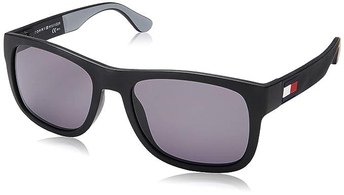 Tommy Hilfiger TH 1556/S Gafas de Sol, Multicolor (BlackGrey ...