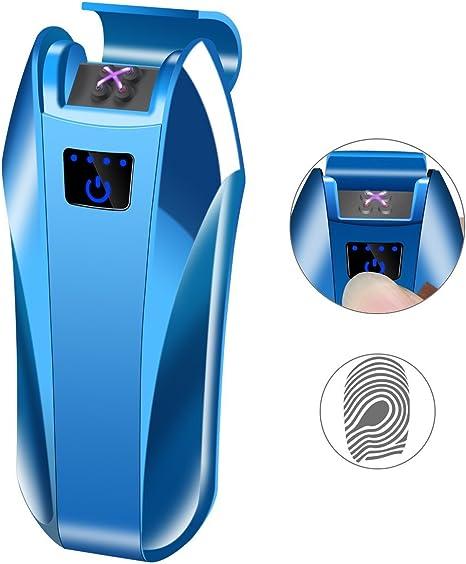 Double Arc Electronic USB Rechargeable Lighter, Saibit Electric Lighter