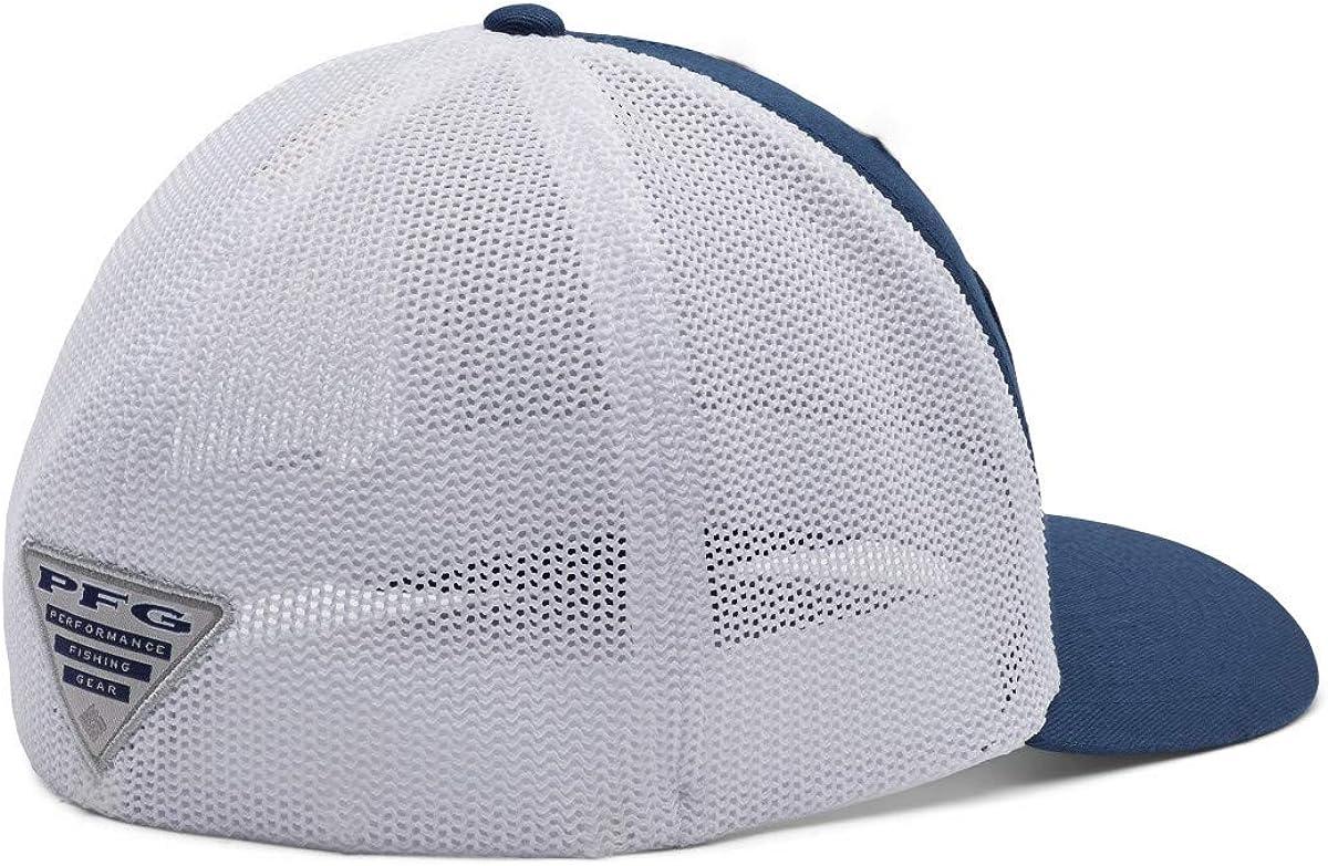 Bonnet de p/êche en Maille PFG Unisexe Columbia Carbon//argent/é XL